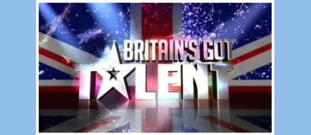 Britain's got talent chooses Pudsey the dog