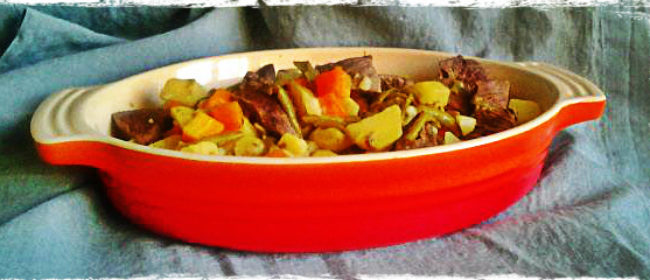 Country Harvest Beef Stew for Dogs