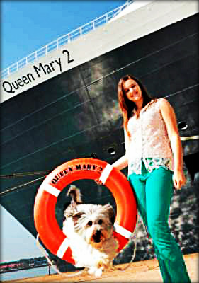 dogs on cruises
