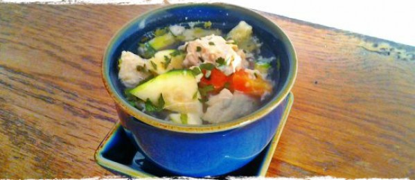 Cheery Chicken Soup for dogs-Soulful and Satisfying