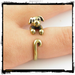 puppy ring