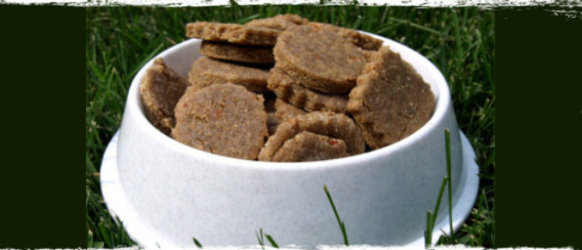 Nutty Bacon Treats- Dog Licking Good Recipe