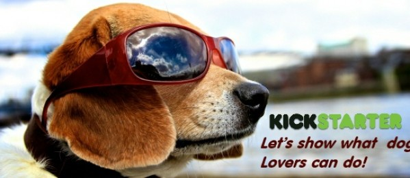 Let's Kickstart That Dog Now! -Wag N Go