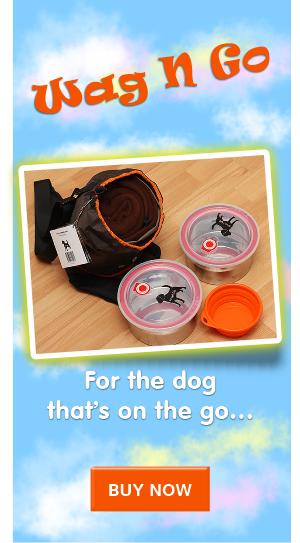 wag n go dog travel bag