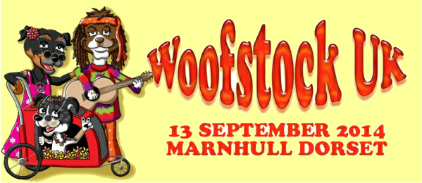 Woofstock UK 2014 - A Dog Wagging Event