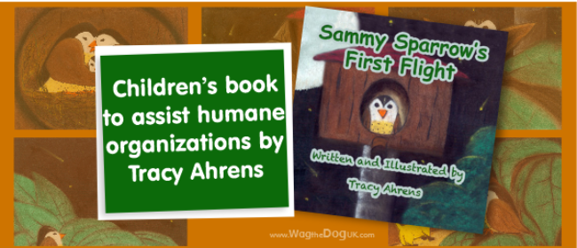 Sammy Sparrow's First Flight A Children's Book That Does Good!