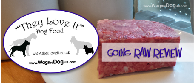 I've Gone Raw With My Dog Food! BARF! [Review & Giveaway]