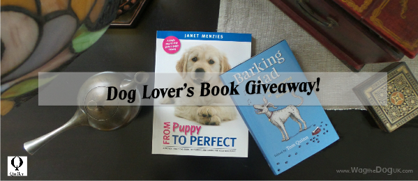 Dog Lover's Giveaway:  Barking Mad & Perfect Puppies