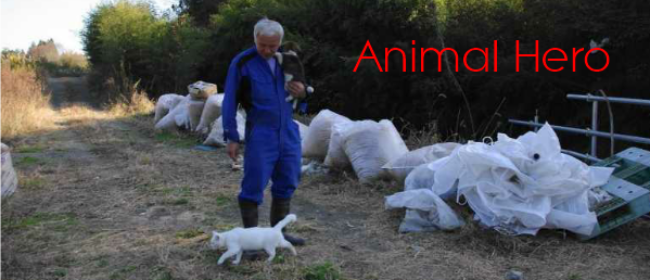 Animal Hero [Giving Tuesday] & Mr. Matumura