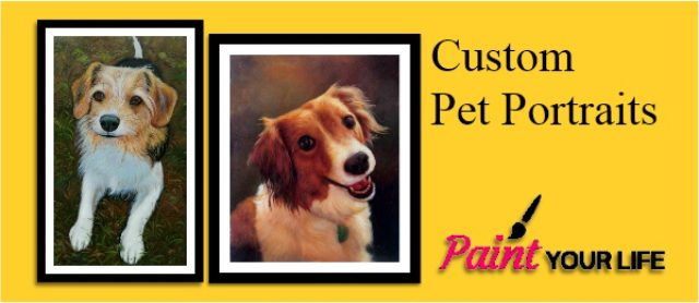 Pet Portraits By Paint Your Life- Review