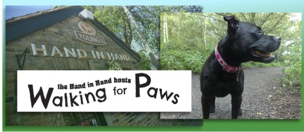 The Great Wimbledon Dog Walk- Walking for Paws