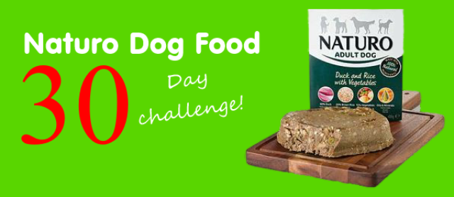Naturo Dog Food 30 Day Taste Challenge & Review