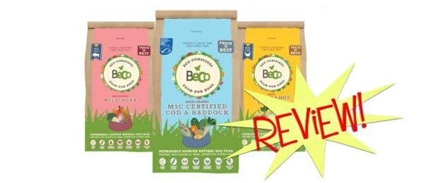 Beco Dog Food Review - Grain Free, Gluten Free and Tasty