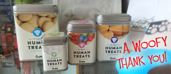 Crufts Human Treats For Your Dog Loving Peep