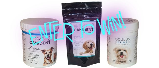 Seaweed For Dogs Gift Box Giveaway