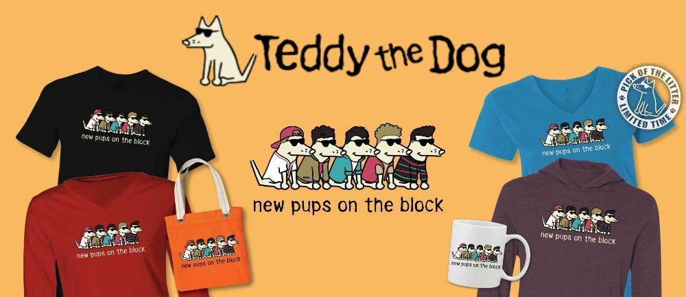 Teddy The Dog For Wag Cool Dog Lovers